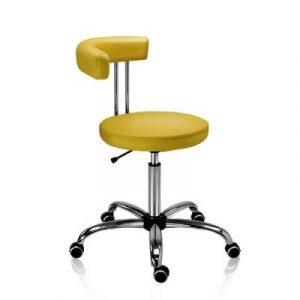Фотография D10L - стул ассистента  с опорой спины | Diplomat Dental (Словакия)