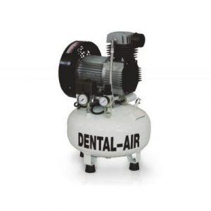 Фотография Dental Air 2/24/5 - безмасляный воздушный компрессор на 2 установки