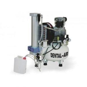 Фотография Dental Air 3/24/57 - безмасляный воздушный компрессор на 3 установки