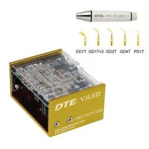 Фотография DTE-V3 LED - встраиваемый ультразвуковой скалер с фиброоптикой