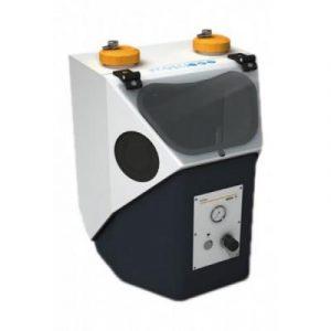 Фотография Duostar Plus - комбинированный пескоструйный аппарат с 2-мя игольчатыми соплами и рециркулирующей системой с неподвижным соплом | Bego (Германия)