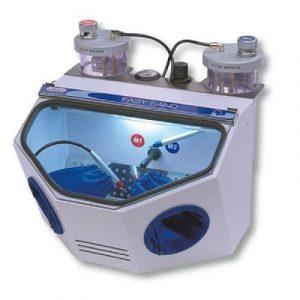 Фотография EASY SAND - стоматологический пескоструйный аппарат с двумя модулями | Silfradent (Италия)