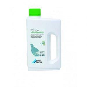 Фотография FD 366 cleaner - средство для дезинфекции и очистки чувствительных поверхностей