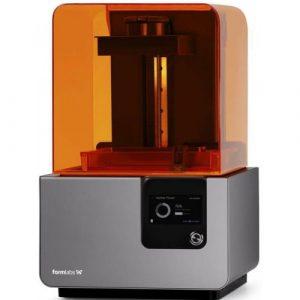 Фотография Formlabs Form 2 - многофункциональный 3D-принтер | Formlabs (США)
