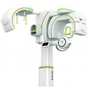 Фотография HDX Dentri 3D Extended - компьютерный томограф с цефалостатом