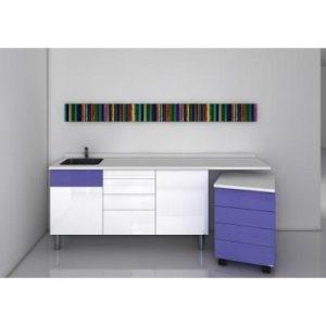 Фотография Jakarta  - комплект мебели для хранения стоматологических инструментов