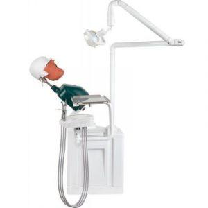 Фотография JG-A2 - стоматологический фантом пациента мобильный