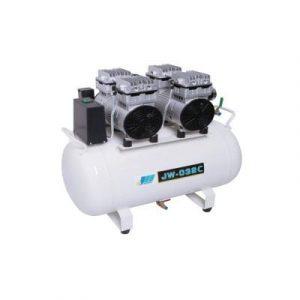 Фотография JW-032C - безмасляный компрессор для трех стоматологических установок