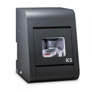 Фотография K5 - 5-осная фрезерная машина для cухой фрезеровки