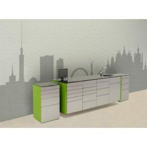 Фотография Kiev  - комплект мебели для хранения стоматологических инструментов