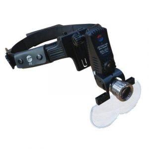 Фотография KS-07 - осветитель с встроенной батареей и видеокамерой