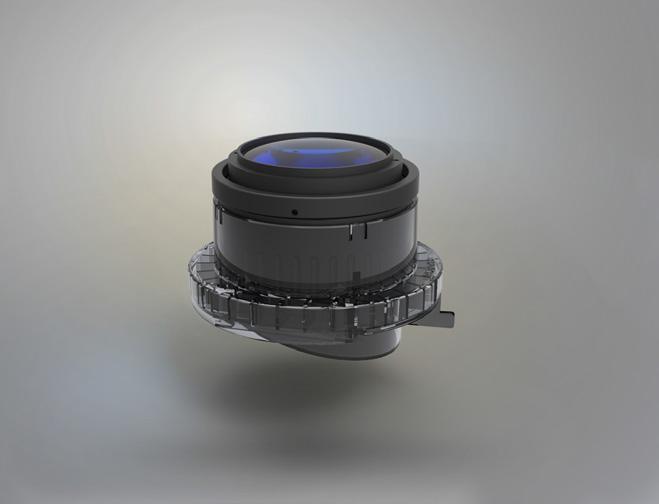 Фото - Labomed Magna - моторизованный операционный микроскоп со светодиодным освещением   Labomed (США)