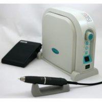 Фотография Marathon Multi 600 DUO - бесщеточный зуботехнический микромотор с коленным/настольным управлением