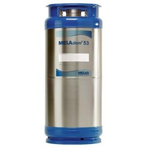 Фотография MELAdem 53 - ионообменный фильтр для производства больших объемов деминерализованной воды | Melag (Германия)