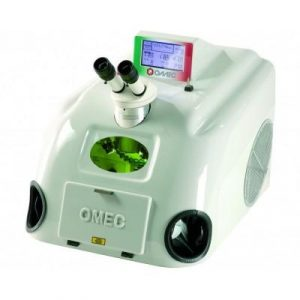 Фотография Wizard 80.00 - аппарат лазерной сварки с видеокамерой | Omec (Италия)