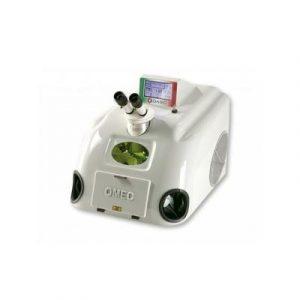 Фотография Wizard 80.00 - аппарат лазерной сварки со стереомикроскопом | Omec (Италия)