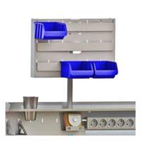 Фотография ПАНЕЛЬ 1.1 СЗТ - панель для расширения системы хранения столов серий МАСТЕР