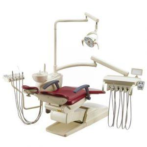 Фотография Pragmatic 930 – Стоматологическая установка с нижней подачей   Fengdan QL2028-Pragmatic (Китай)