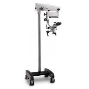 Фотография Labomed Prima DNT - стоматологический операционный микроскоп с 5-ти ступенчатым увеличением и светодиодным освещением | Labomed (США)