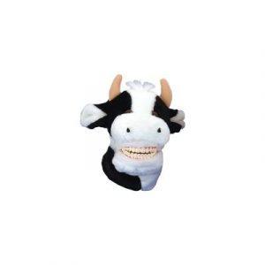 Фотография Putzi-Petz Корова - перчаточная кукла в виде коровы с челюстью-типодонтом   Hager & Werken (Германия)