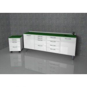 Фотография Rita  - комплект мебели для хранения стоматологических инструментов