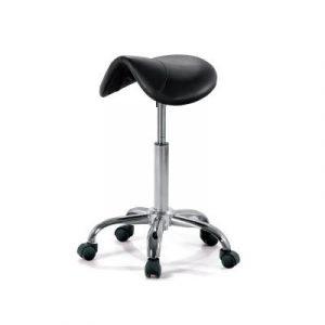 Фотография WS-16 - эргономичный стул врача-стоматолога с сиденьем седловидной формы   Romax (Китай)