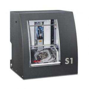 Фотография S1 Impression - 5-осная фрезерная машина для сухой и влажной фрезеровки | VHF (Германия)