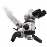 Фотография SOM 62 Moto - моторизованный операционный микроскоп с электромагнитной системой Free Motion | Karl Kaps (Германия)