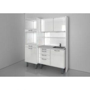 Фотография STERIL CENTER 2 - комплект мебели для стерилизации и хранения стоматологических инструментов