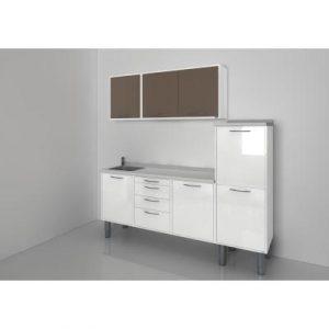 Фотография STERIL CENTER 3 - комплект мебели для стерилизации и хранения стоматологических инструментов