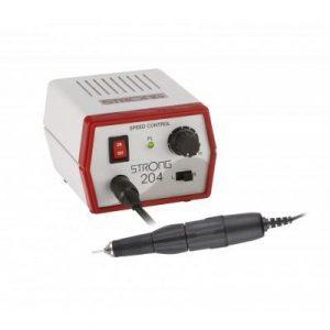 Фотография STRONG 204 102L - щеточный микромотор с наконечником 102L