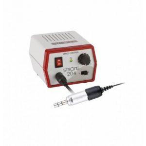Фотография STRONG 204 108E - щеточный микромотор с наконечником-микромотором 108E