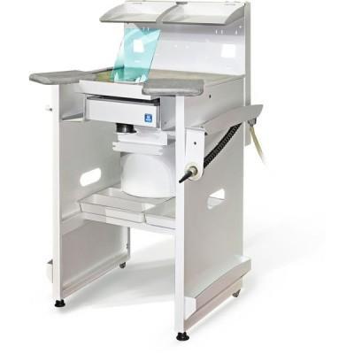 Фотография СЗТ 1.2 ДРИМ - стол зубного техника серии ДРИМ для лабораторий и врачебных кабинетов