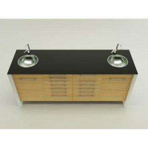Фотография Treviso  - комплект мебели для хранения стоматологических инструментов