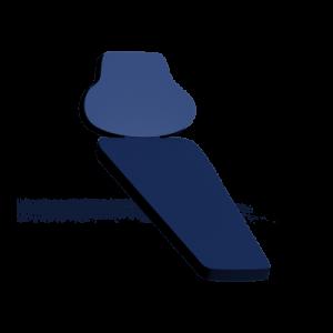 Фотография М3 Классика Плюс - ортопедический матрас для стоматологической установки