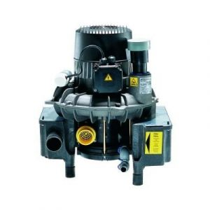 Фотография VS 600 - вакуумная помпа с сепаратором для 3 стоматологических установок