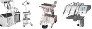 Фото - Chiromega 654 Cart - подкатная установка на 5 инструментов