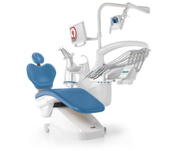 Фото Anthos Classe A7 Plus - стоматологическая установка с верхней подачей инструментов