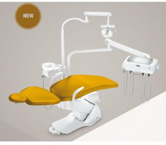 Фото Синкрус Элит 5 - стоматологическая установка с нижней подачей инструментов