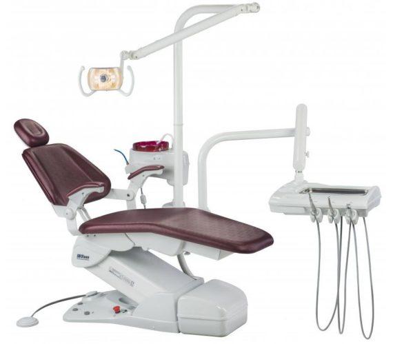 Фото Olsen Gallant Quality - стоматологическая установка с нижней подачей инструментов