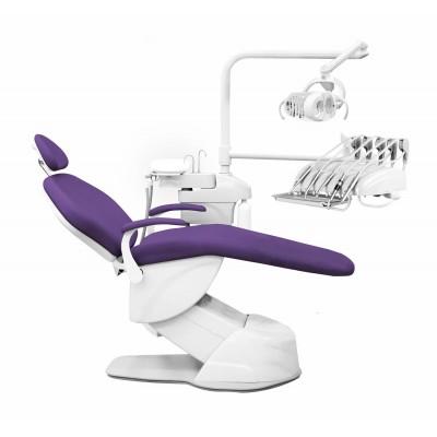 Фото - Darta 1600 E M - стоматологическая установка с верхней подачей инструментов   Darta (Россия)