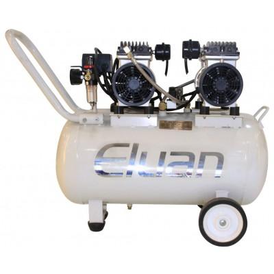 Фото - Eluan JYK50 - безмасляный компрессор для одной стоматологической установки, без осушителя, с ресивером 50 л, 110 л/мин | Eluan (Китай)
