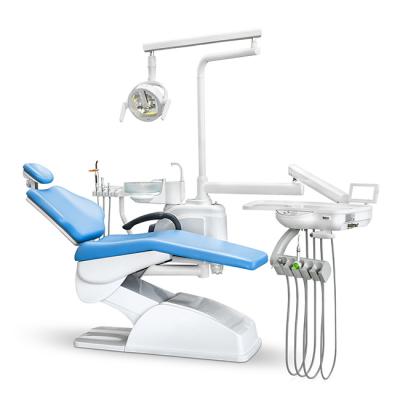 Фото - Mercury 1000 - стоматологическая установка с нижней подачей инструментов | Mercury (Китай)