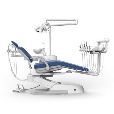 Фото - Ritter Ultimate E - стоматологическая установка с нижней/верхней подачей инструментов | Ritter Concept GmbH (Германия)