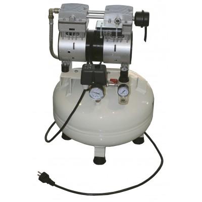 Фото - Rondine - безмасляный воздушный компрессор для одной стоматологической установки, 120 л/мин | Werther Int. (Италия)