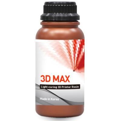 Product photo: 3D MAX Temp - биосовместимый фотополимер для временного ношения