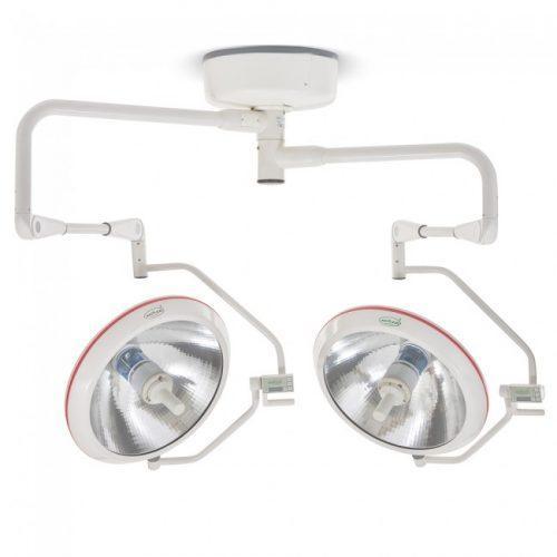 Product photo: 751 - хирургический двублочный светильник | Армед (Россия)