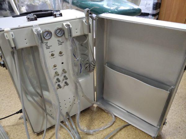 XP8B - Портативная стоматологическая установка (чемодан)