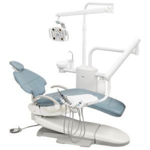 Product photo: A-DEC 500 - стоматологическая установка с нижней подачей инструментов | A-dec Inc. (США)