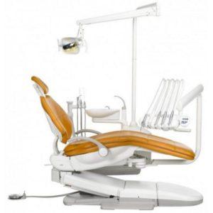 Product photo: A-DEC 500 - стоматологическая установка с верхней подачей инструментов | A-dec Inc. (США)